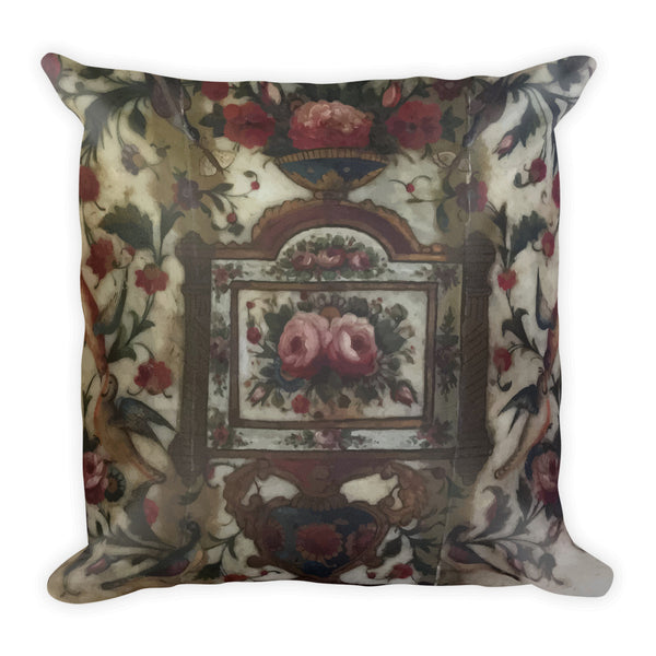 Palace Square Pillow - KaliKut apparel