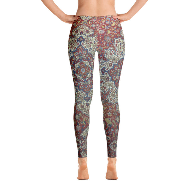 Hooked Leggings - KaliKut apparel