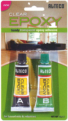 ALTECO Clear Epoxy 30g