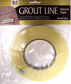 Daich Grout Line Pattern Tape