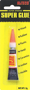 ALTECO SG-2S Super Glue 3g
