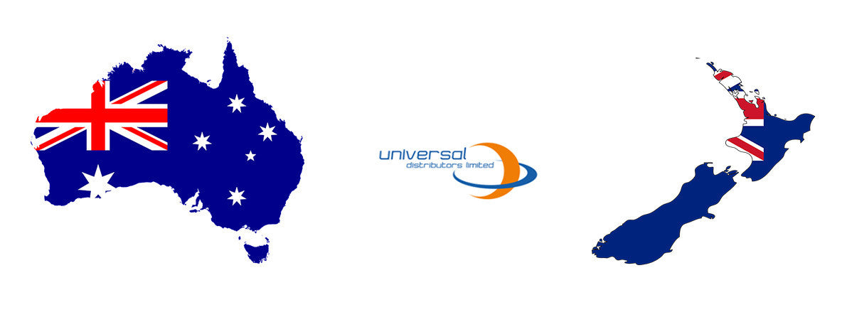 Universal Distributors - for Alteco in Australia & New Zealand