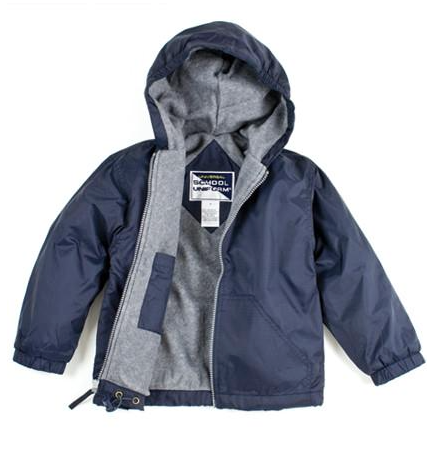 Nylon Jacket (with Hood)