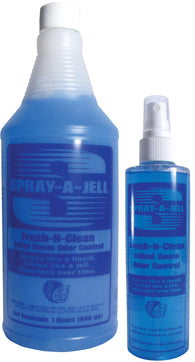 SPRAY-A-JELL (gel-based deodorizer)
