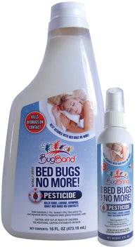 BED BUGS NO MORE! (Geraniol-based)