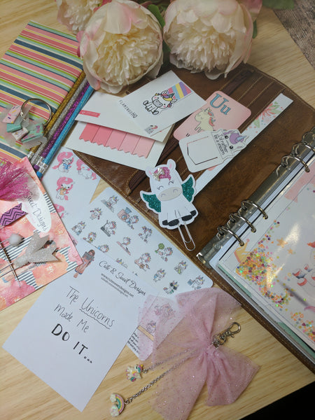 Unicorn - The Planner Babe Box - Pre-order