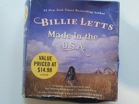 Made In The U.S.A. Billie Letts