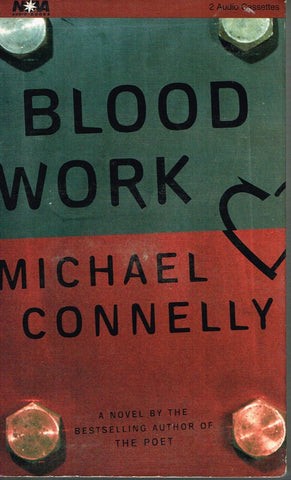 Blood Work Audiobook Michael Connelly Cassette