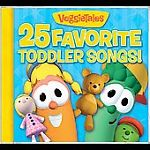 25 Favorite Toddler Songs Veggie Tales [AUDIO CD, NEW] FREE SHIPPING VeggieTales