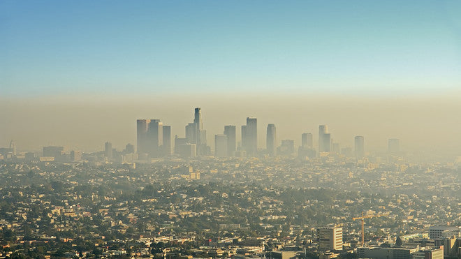 Nearly Half of U.S. Breathing Unhealthy Air