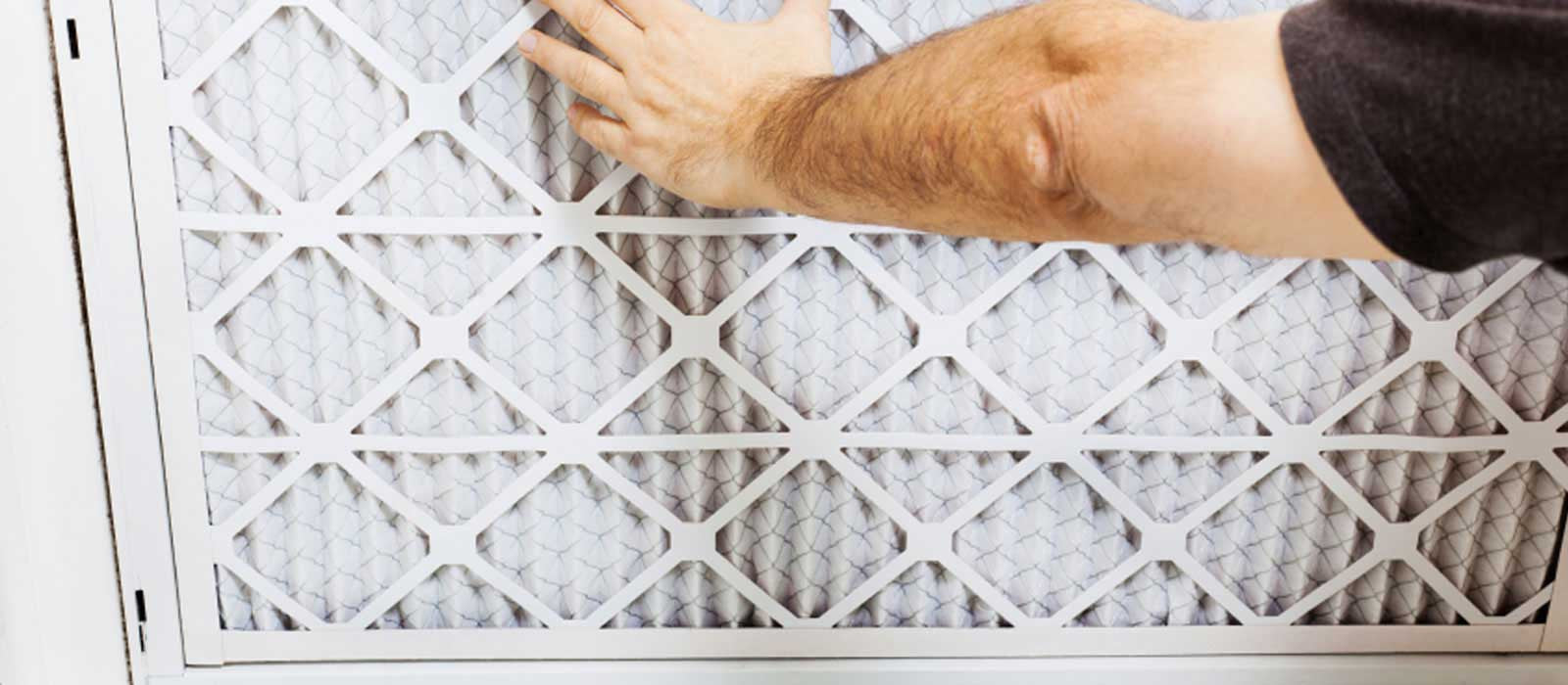 When was the last time you replaced your filter?