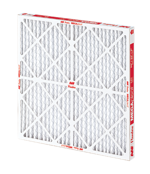 20x20x1 MEGApleat Premium High-Capacity MERV 9 Pleated Filter (12 pack)