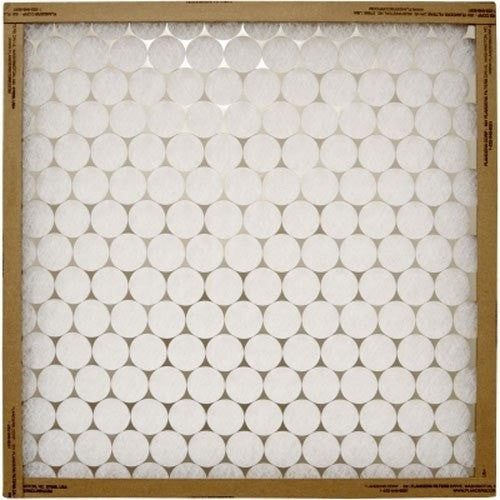 Flanders AAF Basic Filter Heavy Duty Spun Glass (12 Filters) 11655.012525