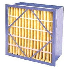 Flanders AAF Pleated Filter 12x24x12 Flanders Precisionaire Rigid Air Filters PRP65S2412 - 2 Filters