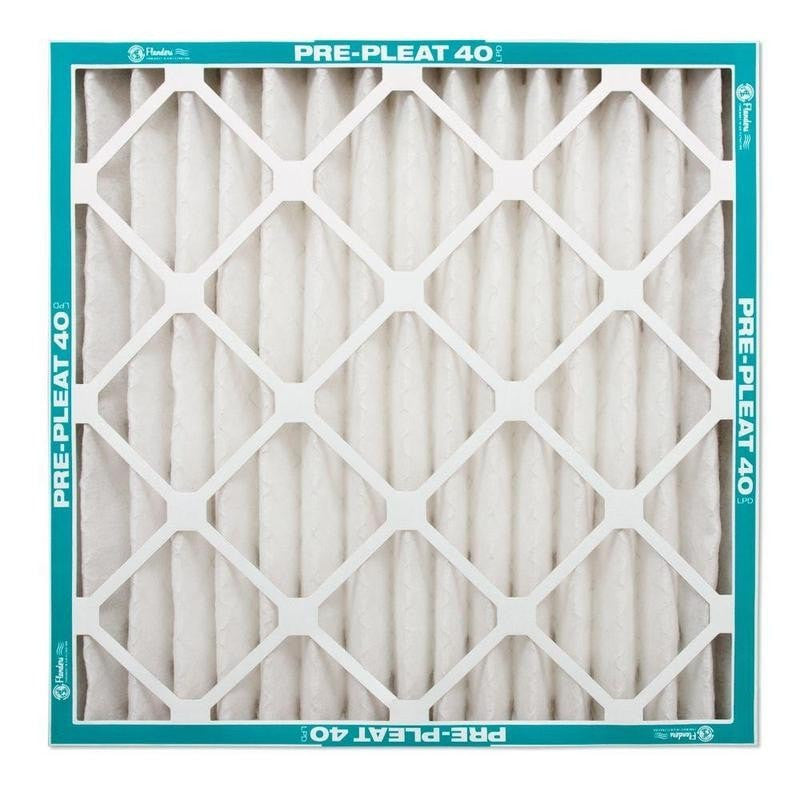 "Flanders AAF Pleated Filter Flanders Precisionaire 4"" Pre-Pleat 40 Filters (6 pack)"
