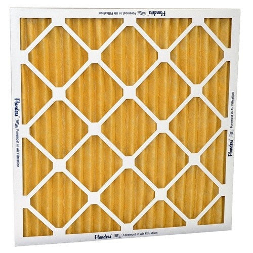 Flanders AAF Pleated Filter Pre Pleat 62R MERV 11 (12 Filters) 85755.011824M11