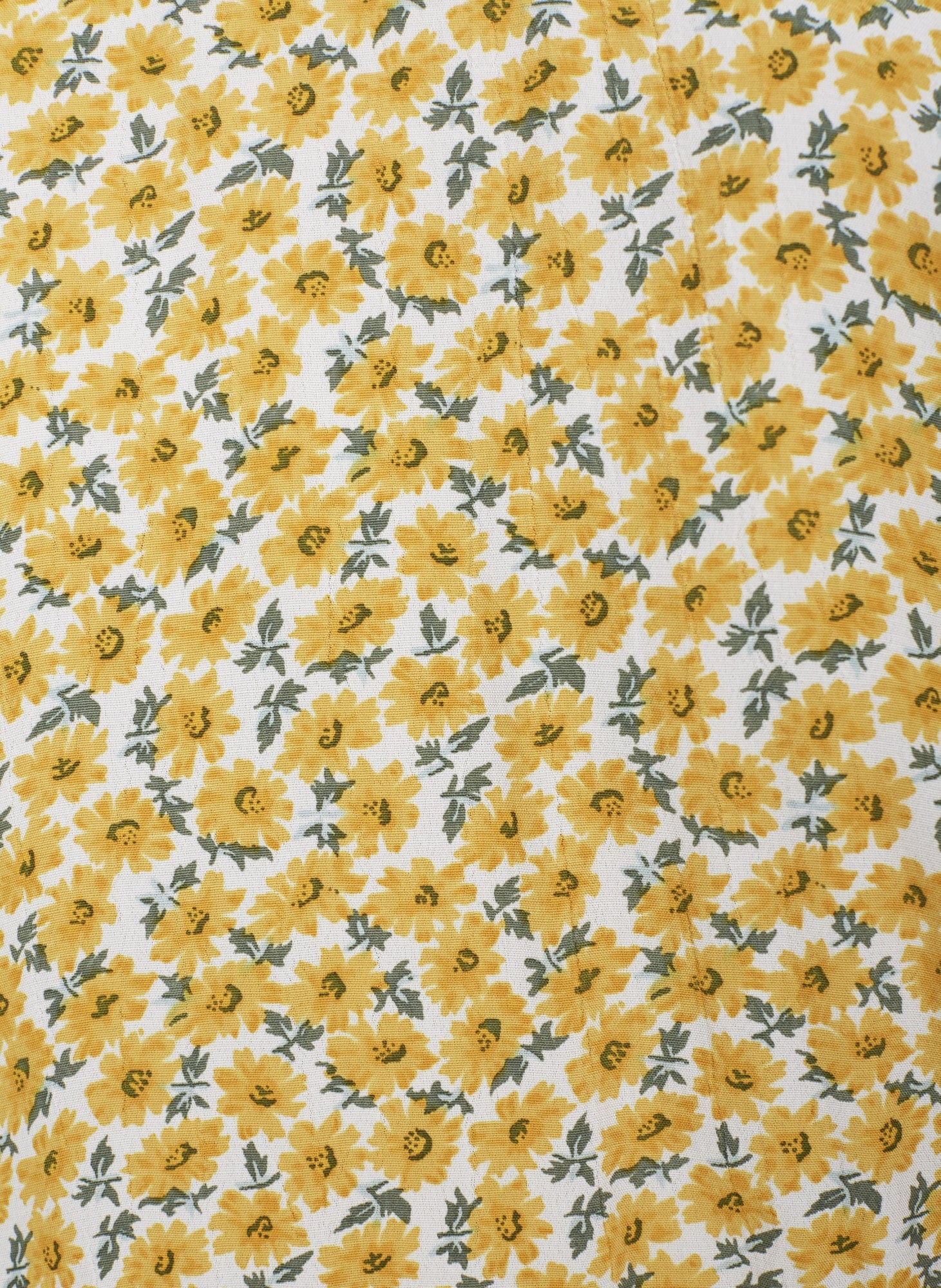 a7dd39f7bd6b MARGUERITE FLORAL - YELLOW - DAPHNE DRESS | FAITHFULL THE BRAND ...