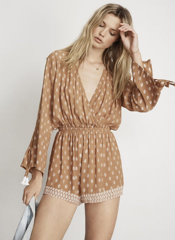 FLORENCE PRINT - SUBLIME PLAYSUIT