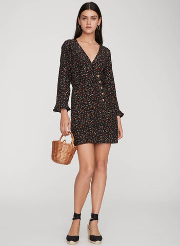 LA CONTRIE PRINT - GRETA DRESS - FINAL SALE