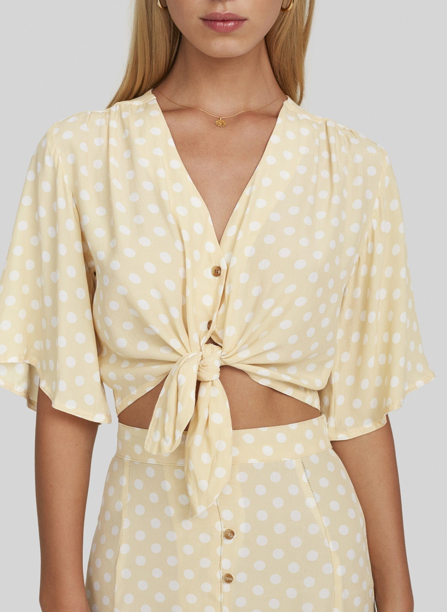 LE MARAIS DOT - LEMON - BOULEVARDS TOP