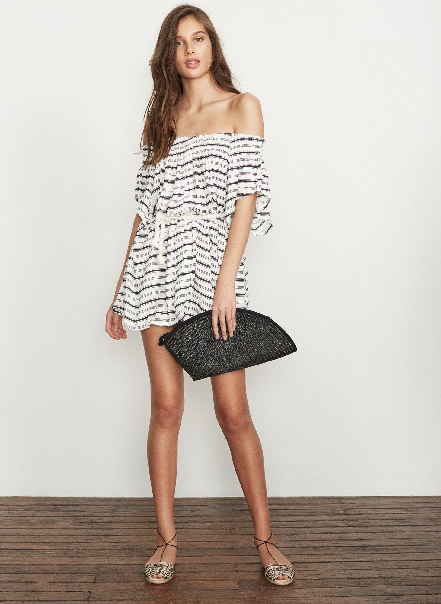 AMSTERDAM STRIPE PRINT - DEIA DRESS
