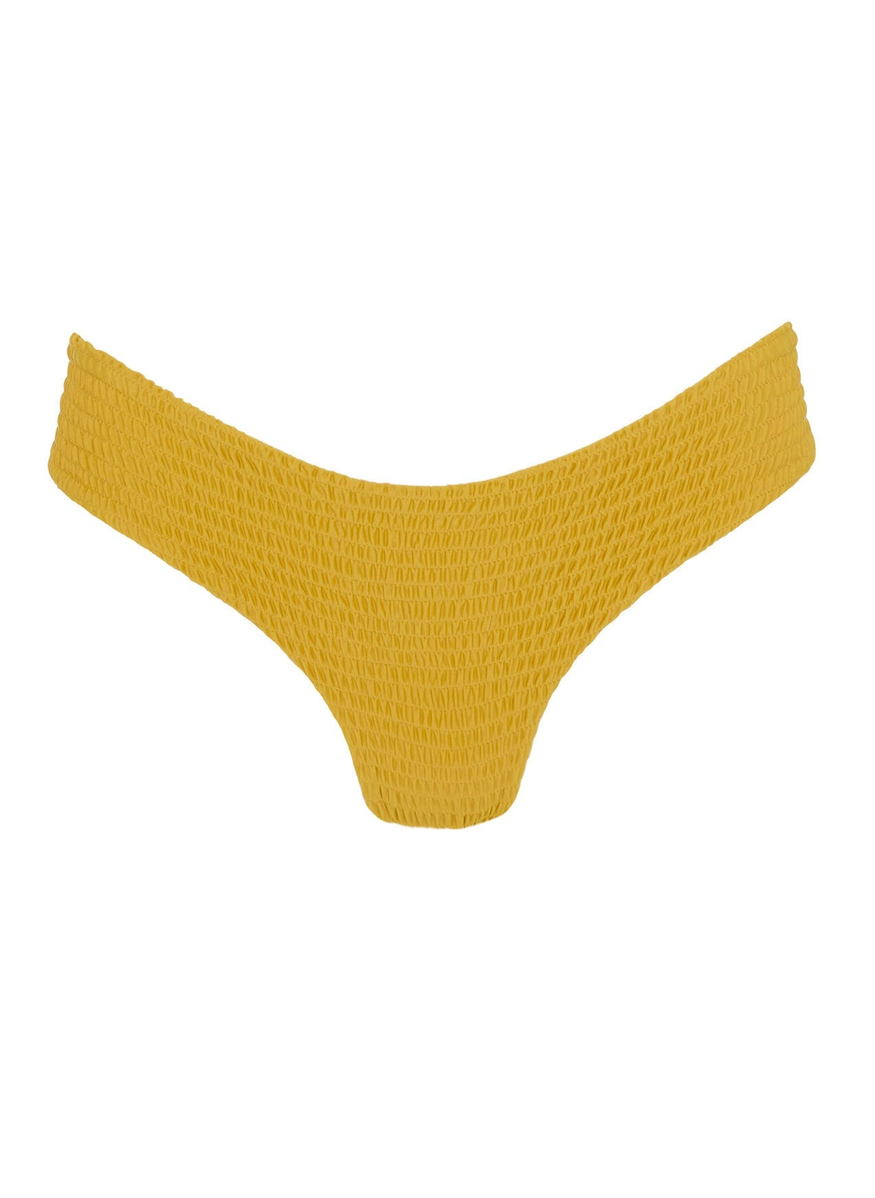 PLAIN MARIGOLD - ISABELI BOTTOM - FINAL SALE