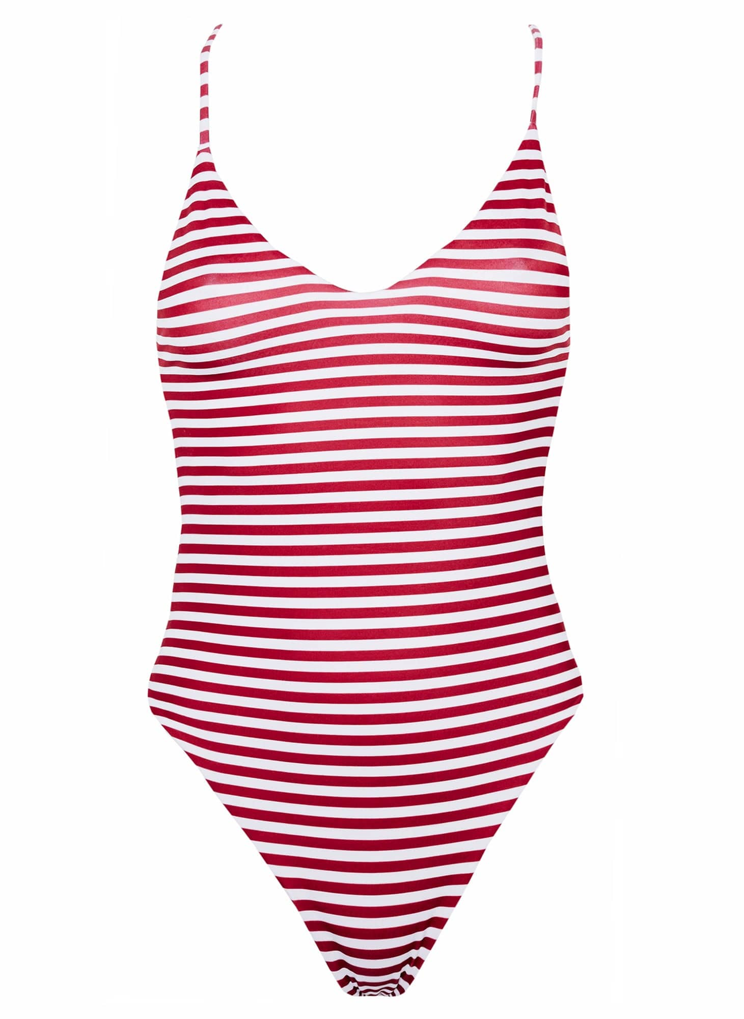 BRIGHTON STRIPE PRINT - JASMINE ONE PIECE - FINAL SALE