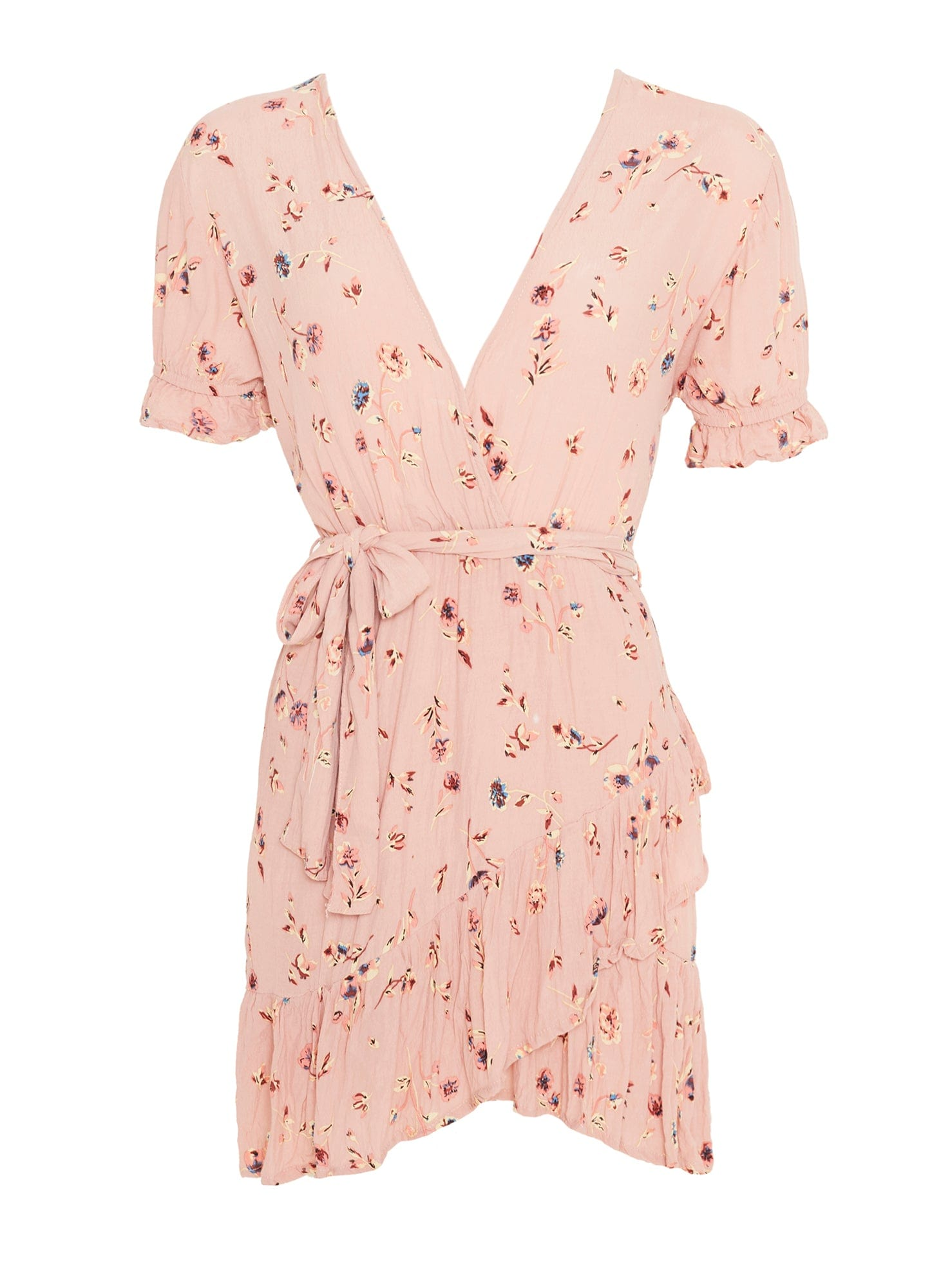 SALINA FLORAL PRINT - LE MOULIN DRESS