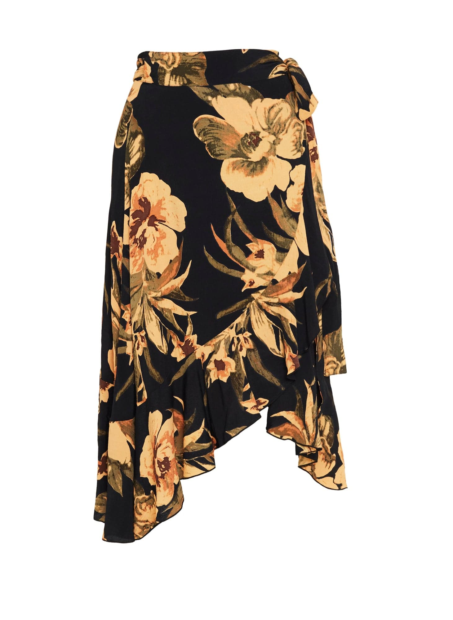 CARIBBEAN PRINT - TRAMONTI SKIRT - FINAL SALE