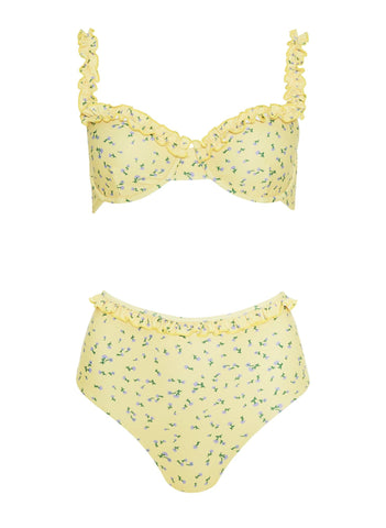 Frida Bikini La Fica Floral -Final Sale