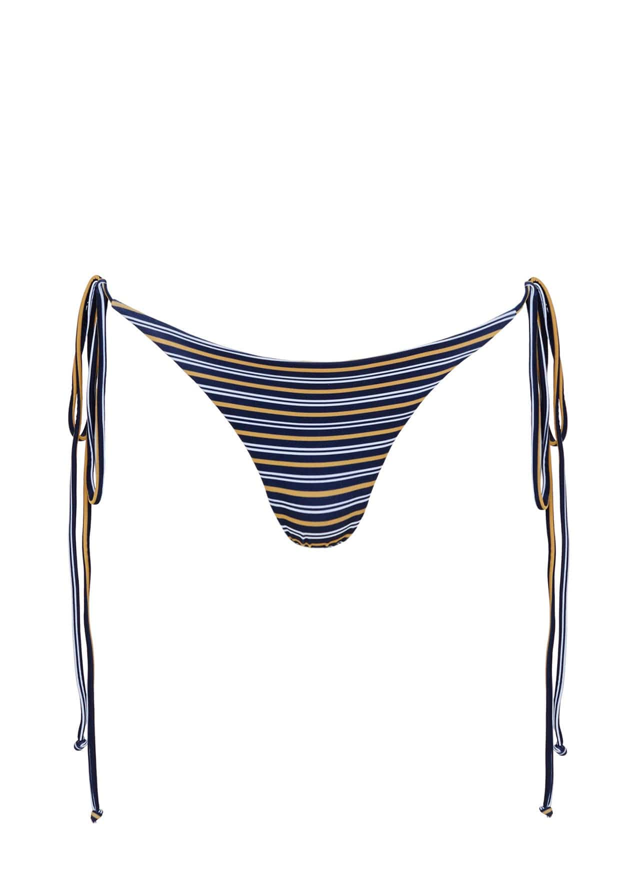 GLASGOW STRIPE PRINT - BREGJE BOTTOM - FINAL SALE