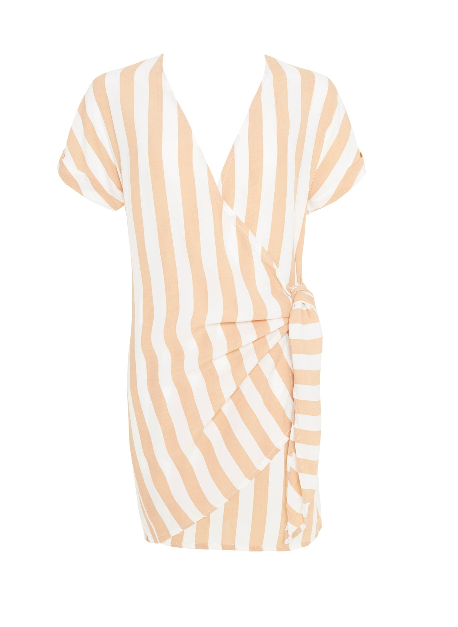 MEMPHIS STRIPE PRINT - LOTTA DRESS - FINAL SALE