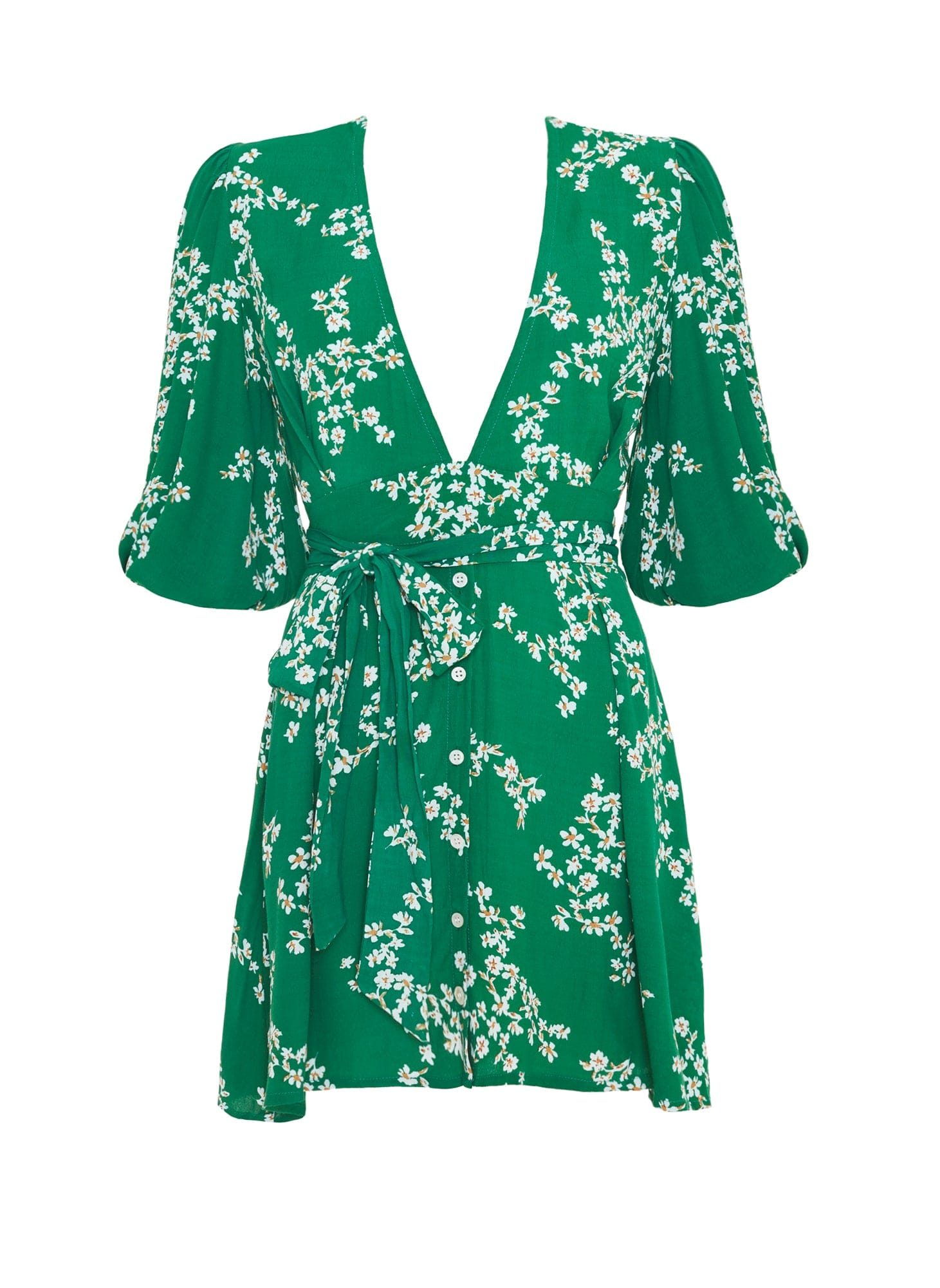 CAP ESTEL FLORAL PRINT - MARGOT DRESS