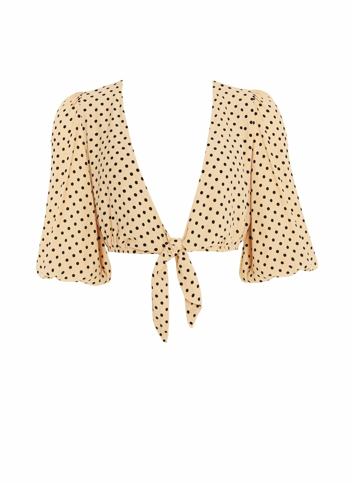 LULA DOT PRINT - LA GUARDIA TOP