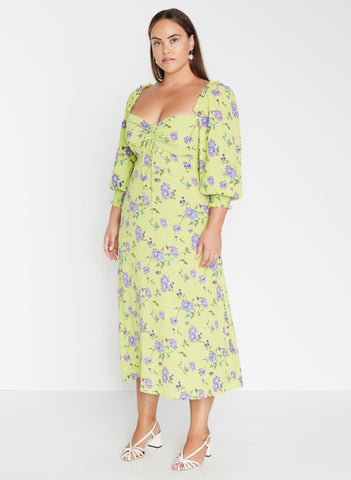 Mathilde Midi Dress Locanda Floral
