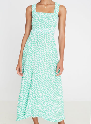 Cora Floral Print - Saint Tropez Midi Dress