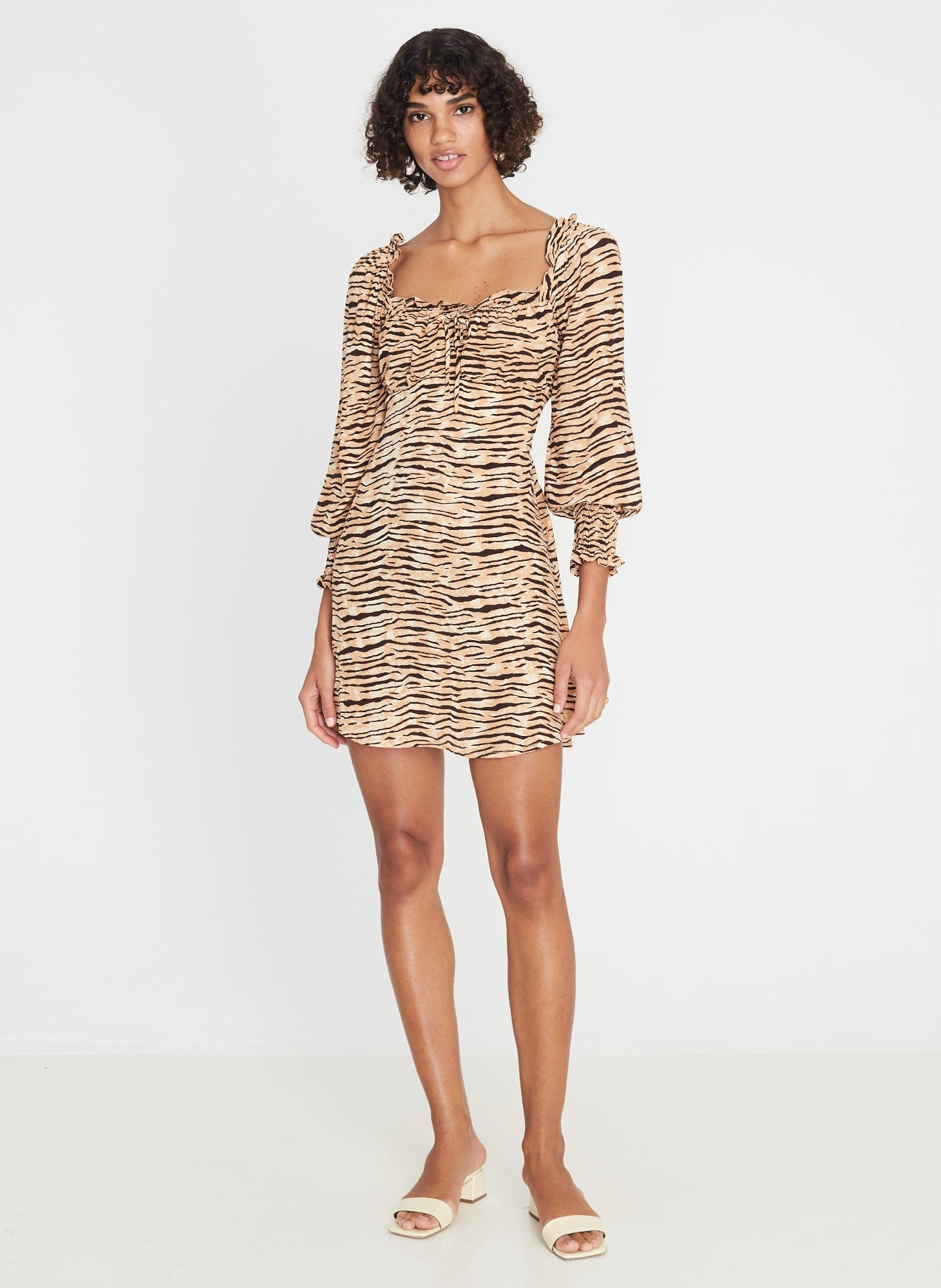 Ira Mini Dress Wyldie Animal