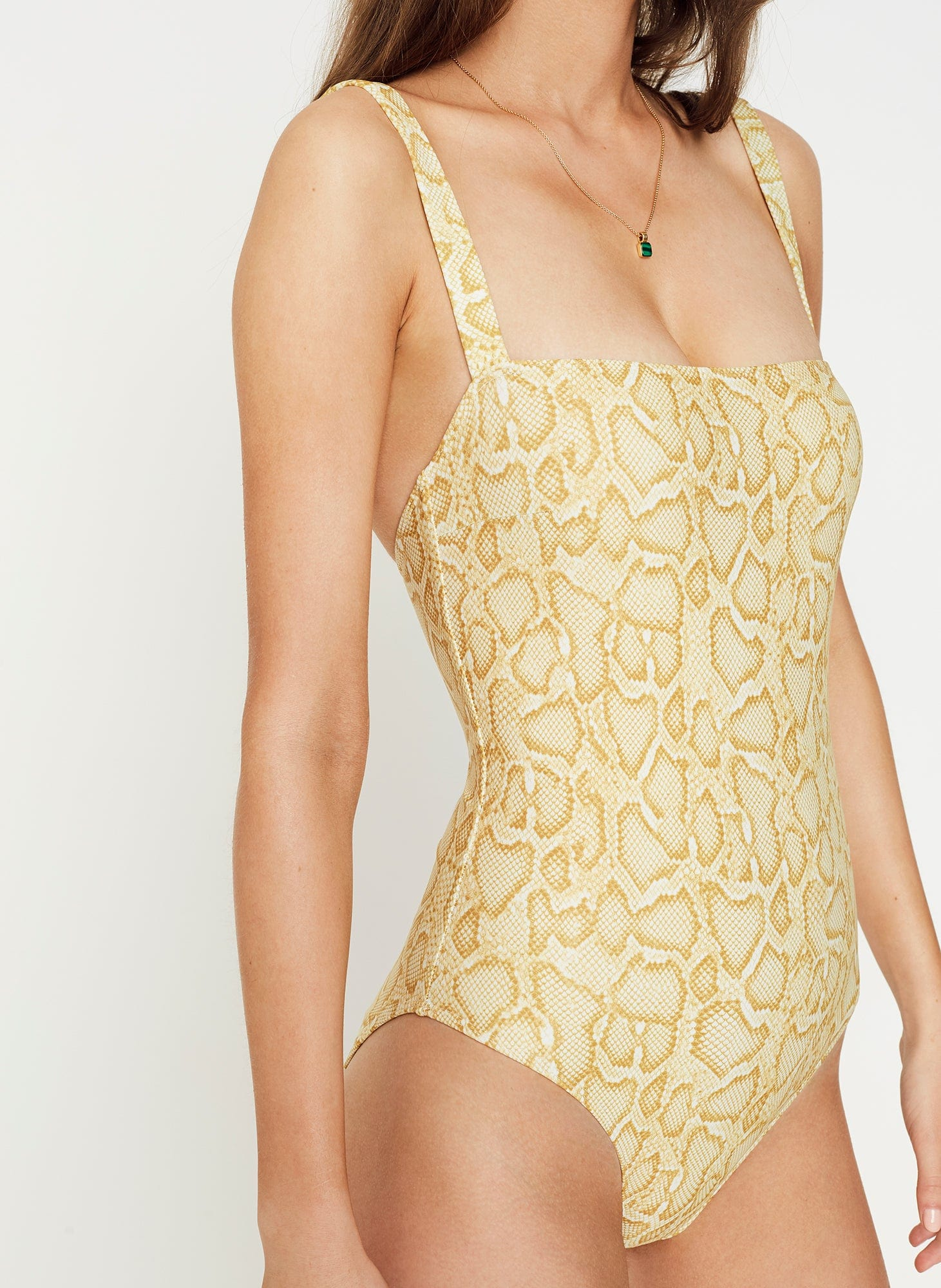 PETRA SNAKE PRINT - PHOEBE ONE PIECE