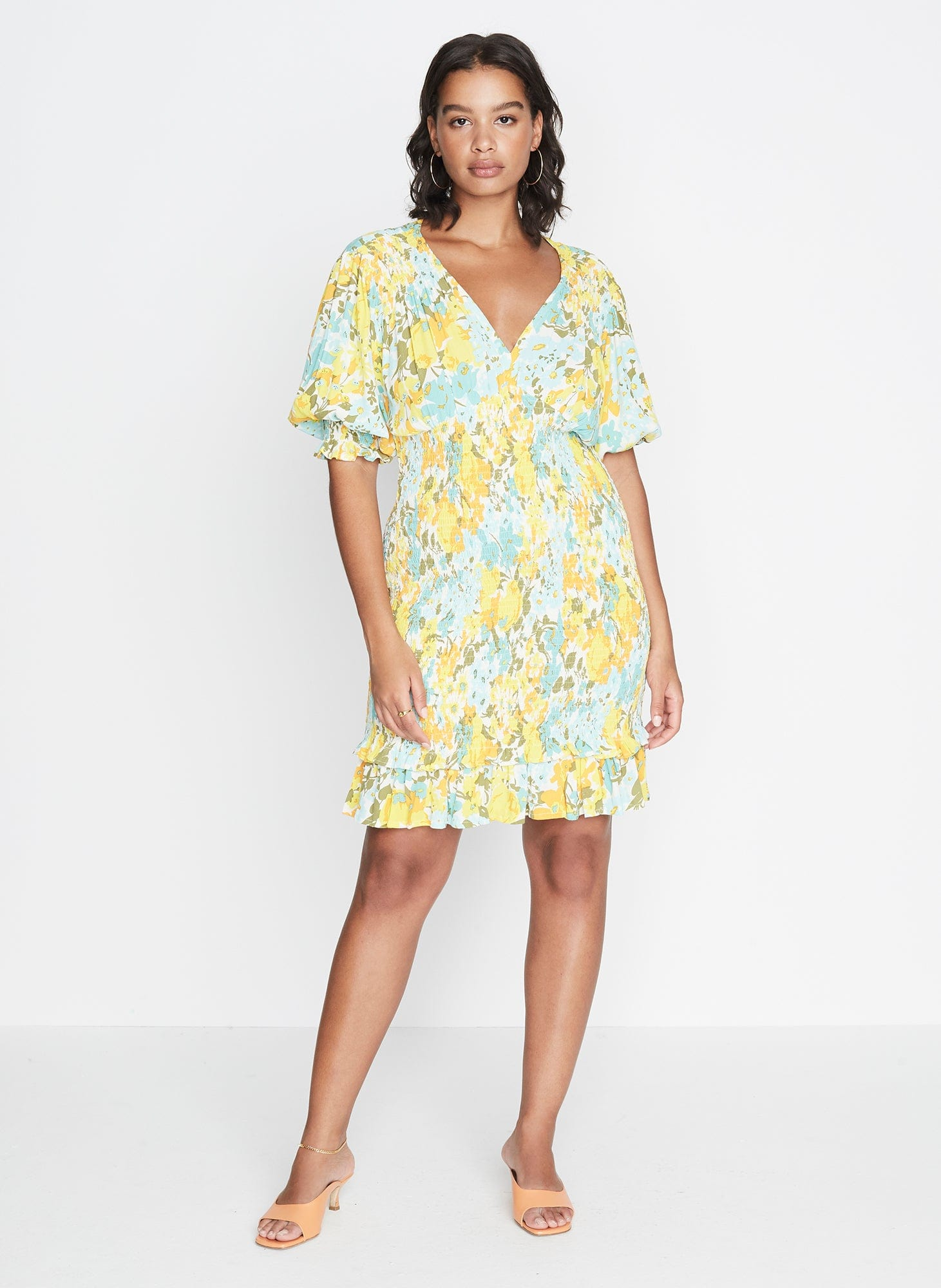 Margherita Mini Dress Annina Floral