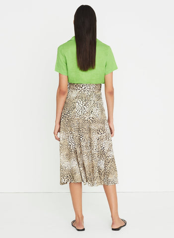 Luda Midi Skirt Signe Animal