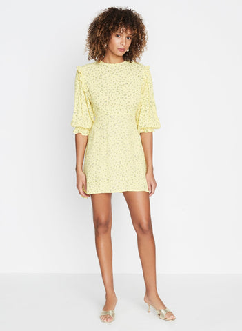Edwina Mini Dress La Fica Floral