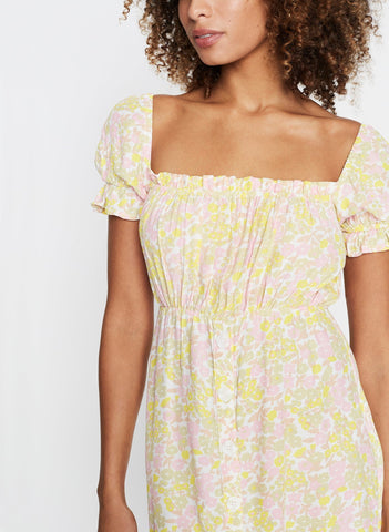 Laura Mini Dress Ida Floral -Final Sale