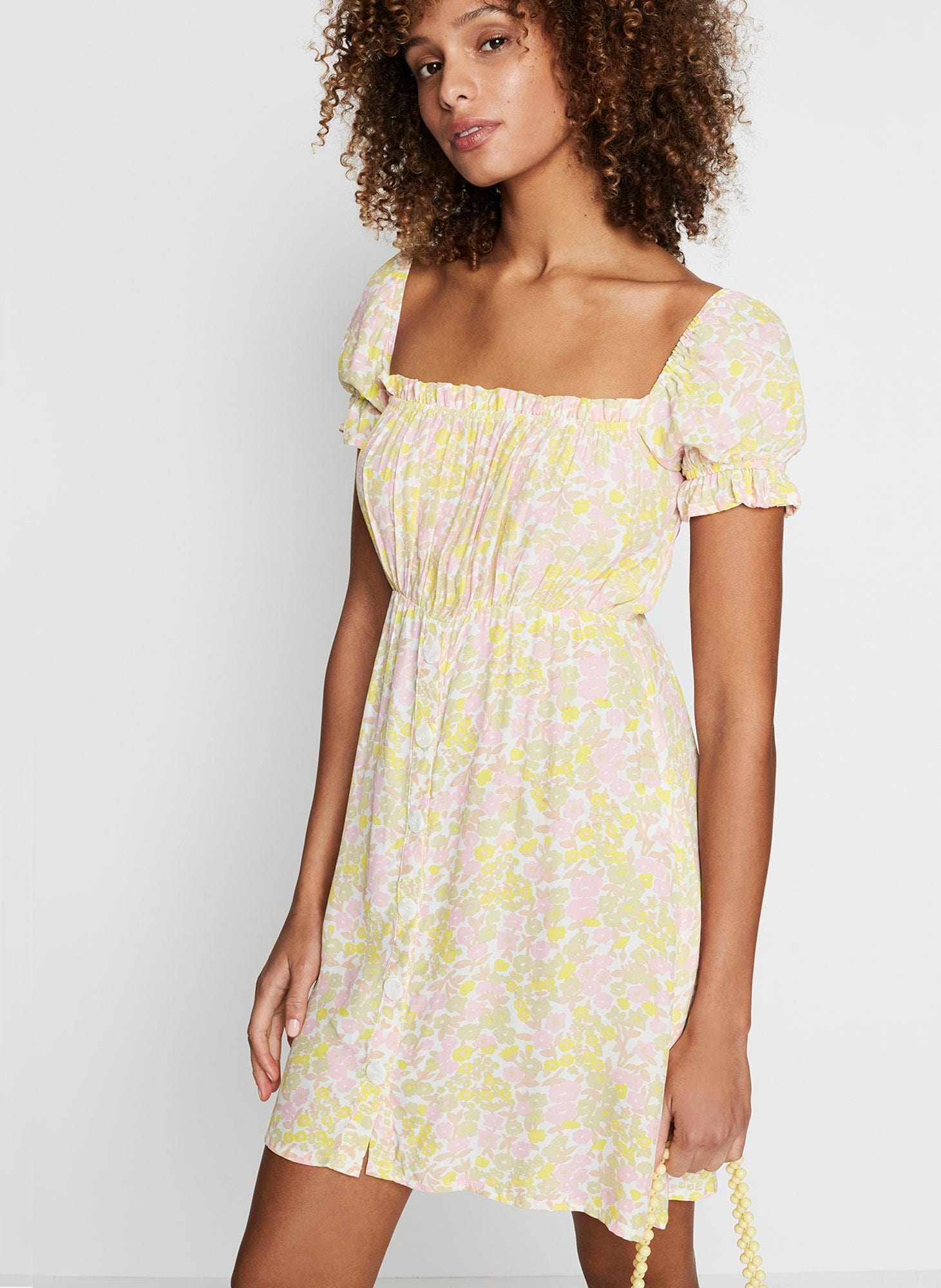 Laura Mini Dress Ida Floral