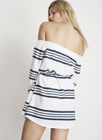 GOA STRIPE - EVE DRESS - FINAL SALE