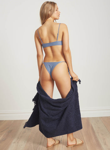 MARBELLA STRIPE PRINT - BREGJE BOTTOM
