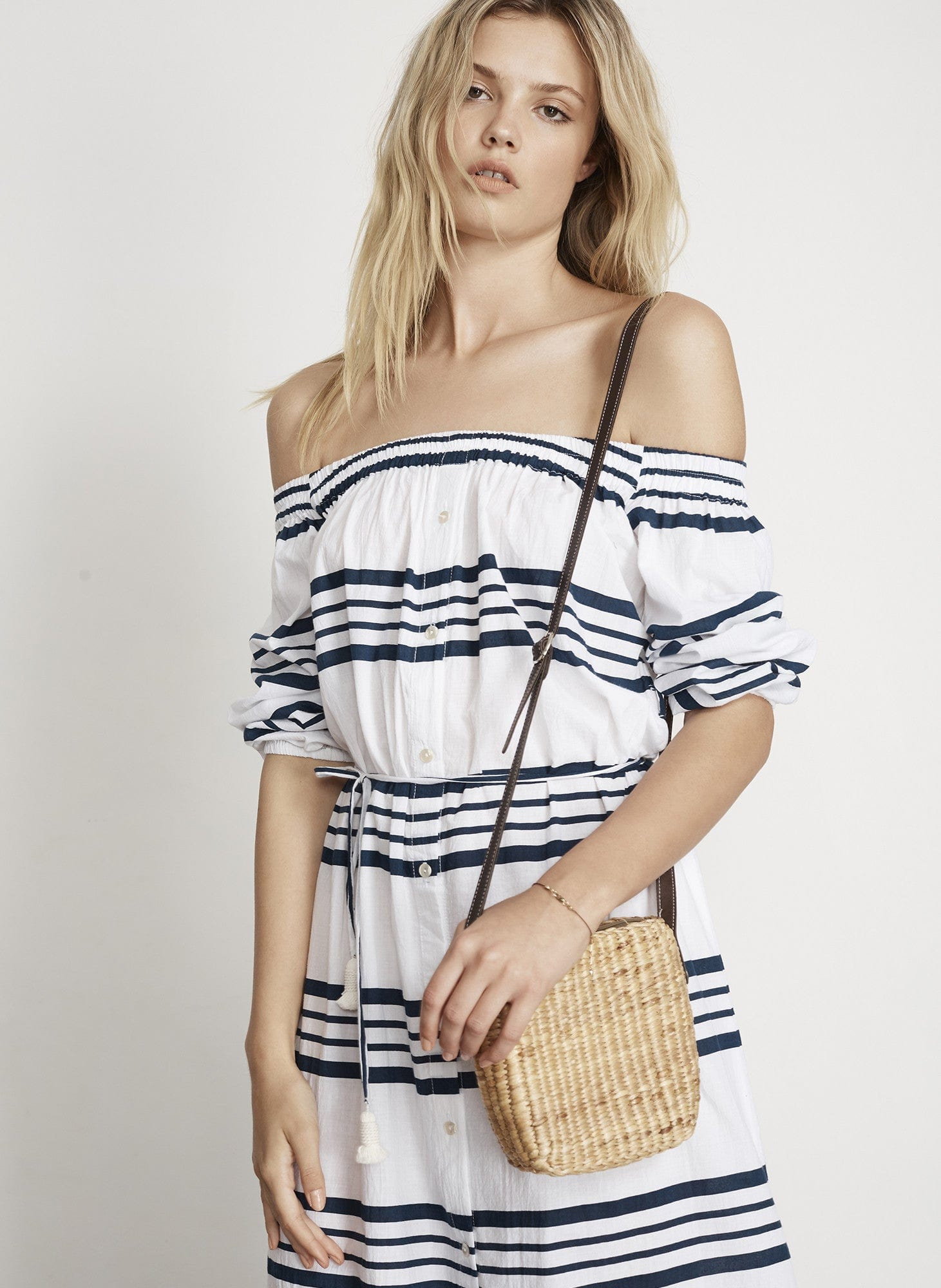 GOA STRIPE - SUN MAXI DRESS - FINAL SALE
