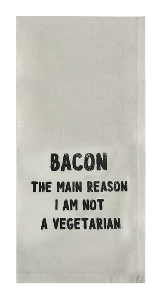 Bacon - the Main Reason I am Not a Vegetarian.