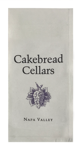 CUSTOM - Cakebread Cellars - 100% Cotton Flour Sack Towel