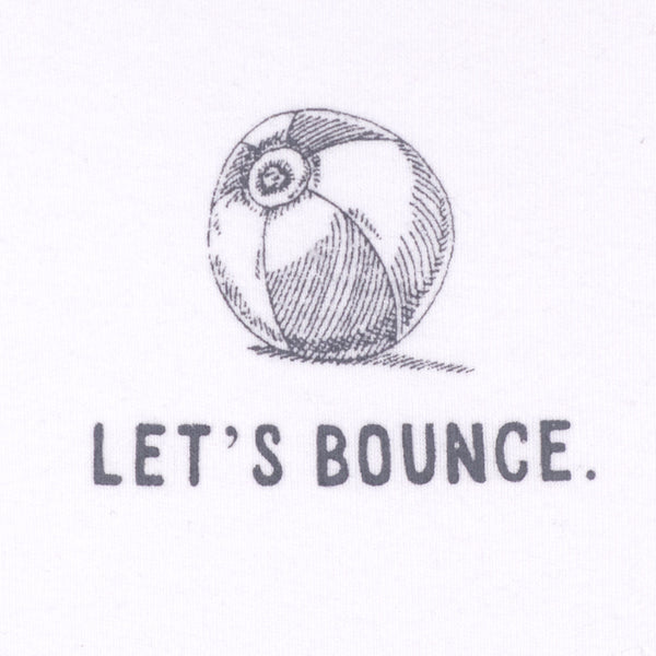 Let's Bounce.