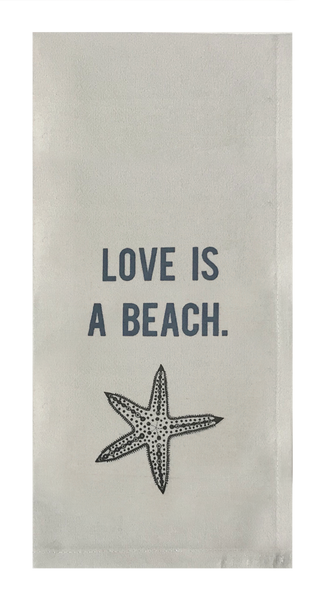 Love is a Beach.